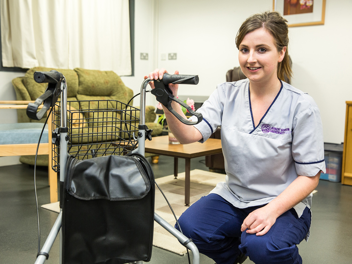 A day in the life of an Occupational Therapist - Dundee