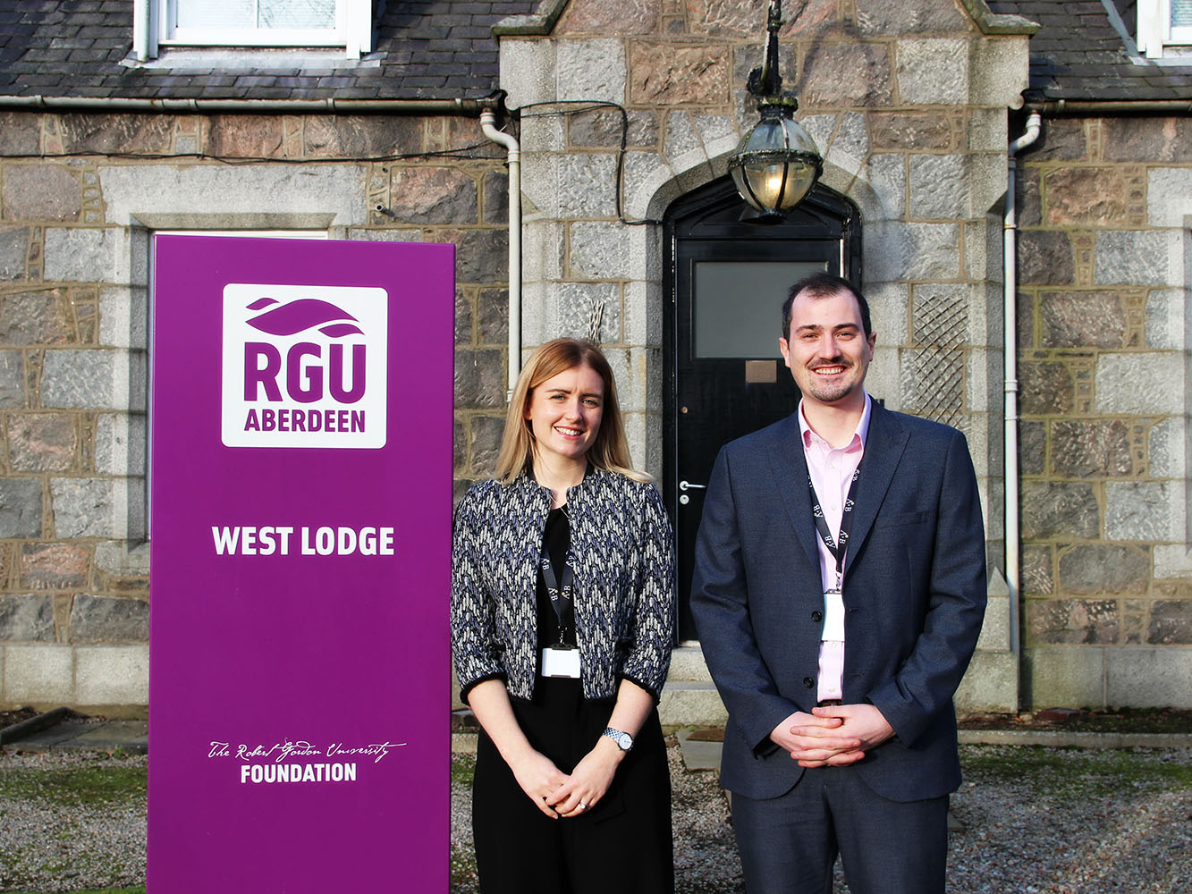 Accountancy firm supports latest RGU scholarship