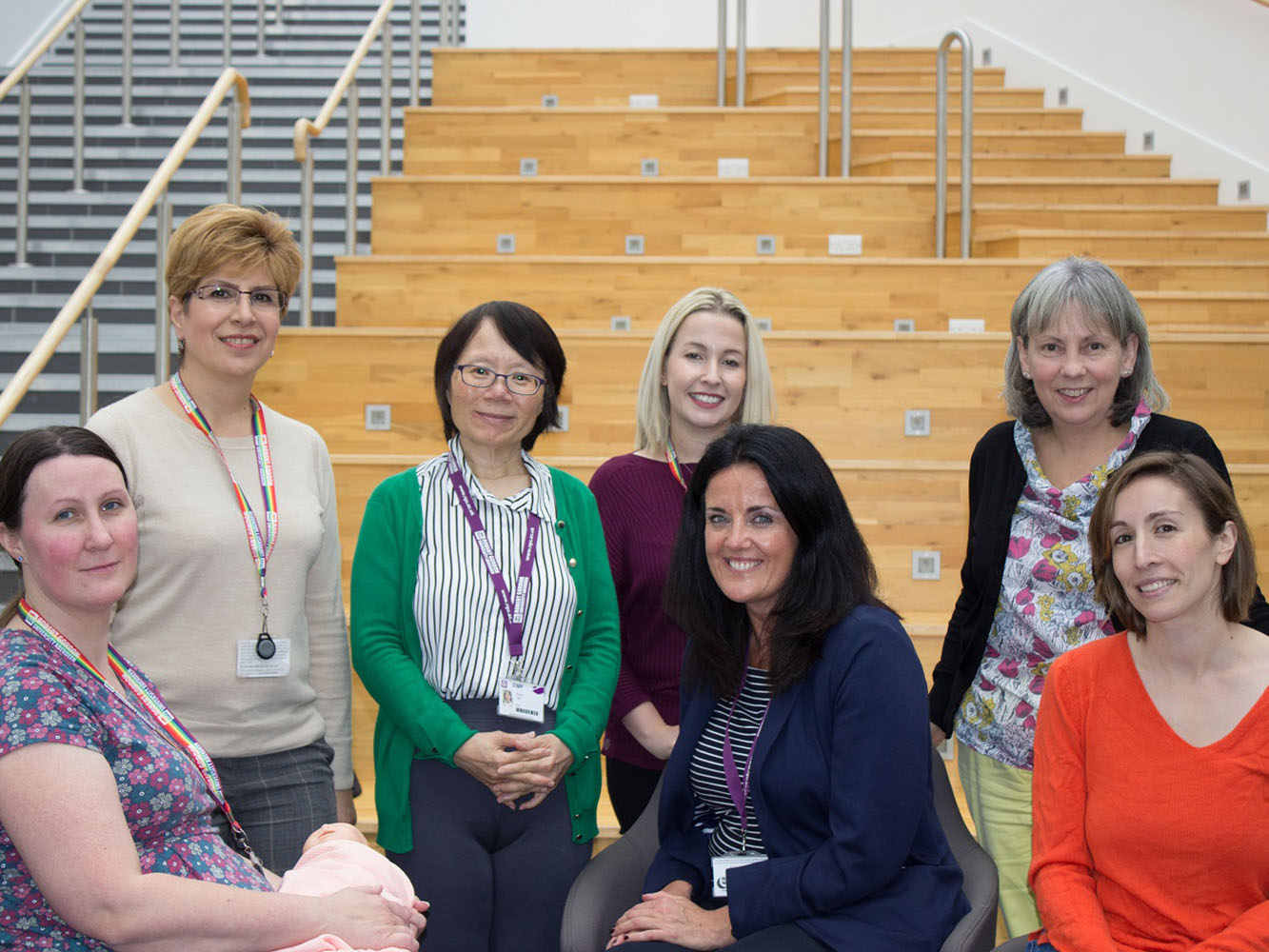 RGU nominated for national awards for opening its doors to prospective midwives