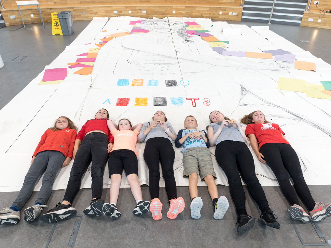Young Artists Summer School 5-10 years | Foundation | EXTRA