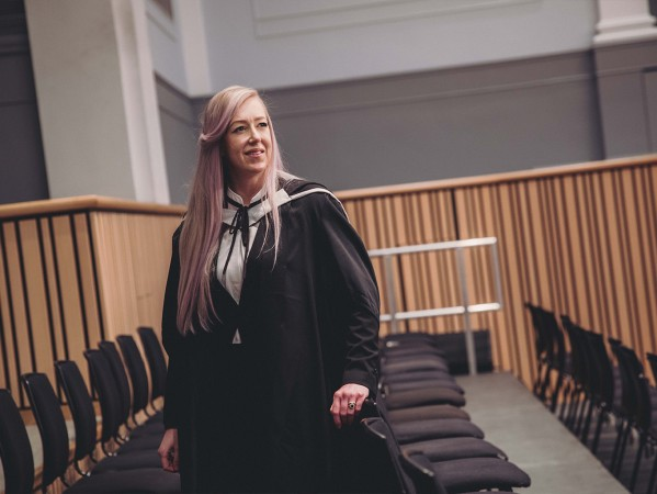 Hayley Airey (Gitsham), MSc Applied Psychology