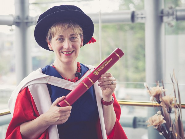 Honorary - Jo Macsween, Doctor of Business Administration