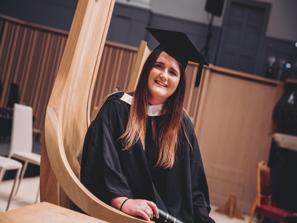 Marisa Shaw - BA (Hons) Law and Management