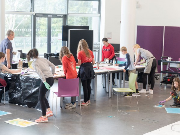 Young Artists Summer School 11-16 years | Foundation | EXTRA